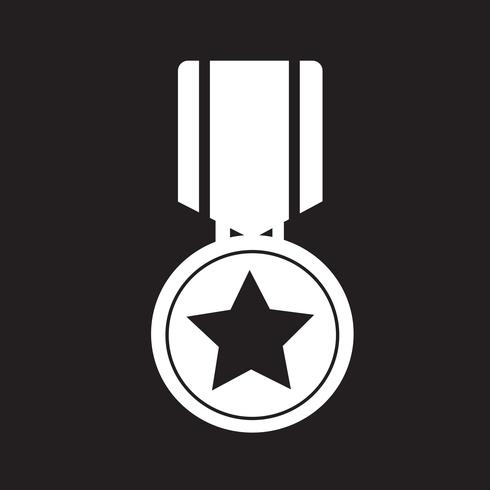 medal icon  symbol sign