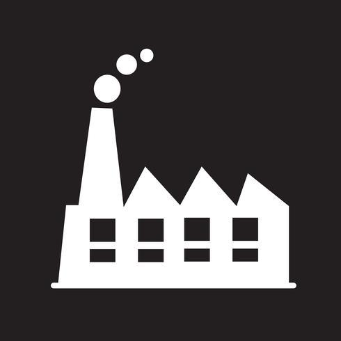 Factory Icon  symbol sign