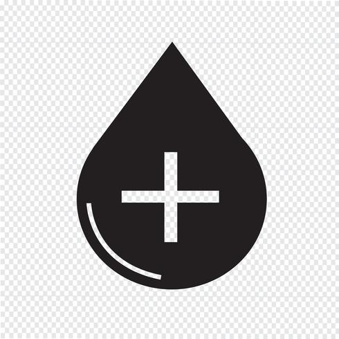Blood Icon  symbol sign
