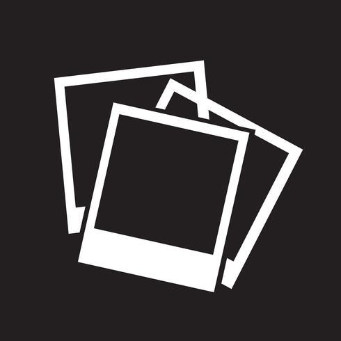 Foto's pictogram symbool teken