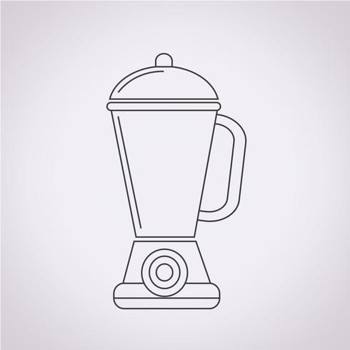 blender icon  symbol sign