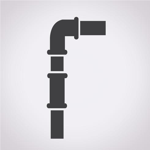 Rohre Symbol Symbol Zeichen