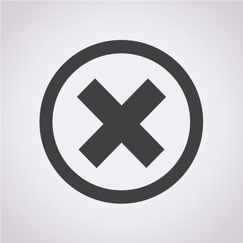 Symbol Symbol Zeichen löschen
