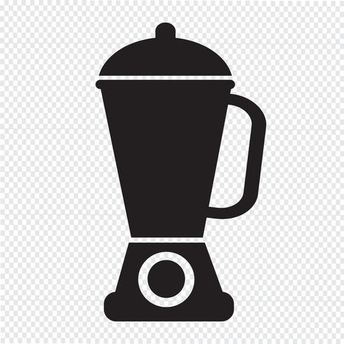 blender icon  symbol sign vector