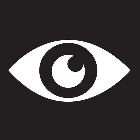 View Icon  symbol sign vector