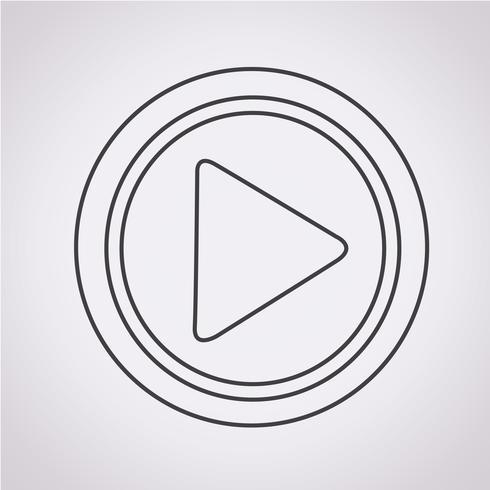 Icono de juego símbolo de signo