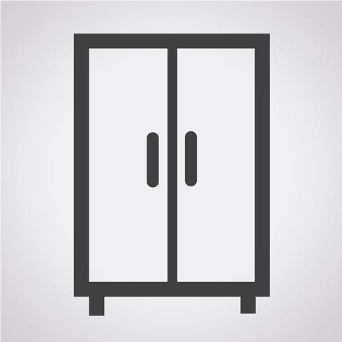 signe symbole symbole garde-robe