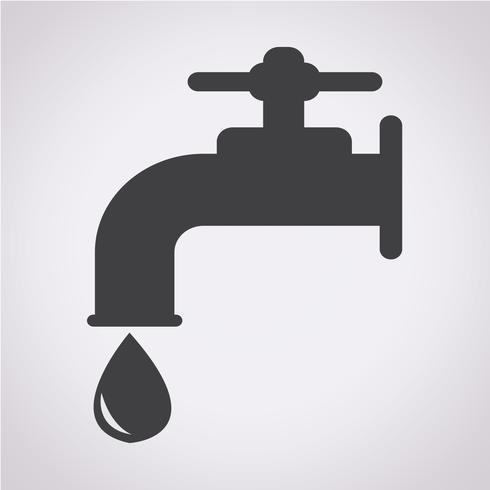 robinet symbole symbole signe