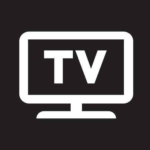 tv icon  symbol sign
