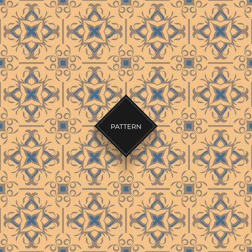 Illustration of tiles pattern