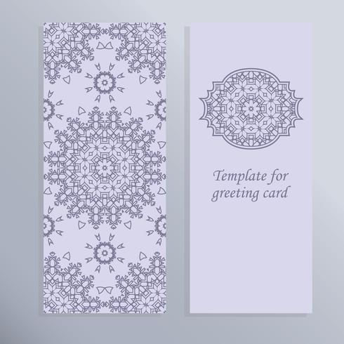 Greeting card for the holiday. Beautiful design for the invitation.