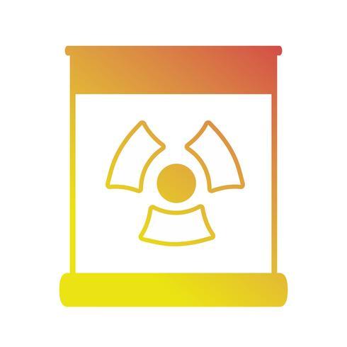 line enegy hazard power simbolo pericoloso
