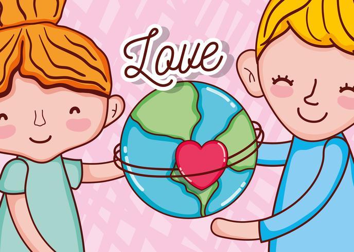 Barn och kärlek