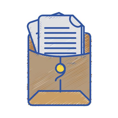 filmapp med affärsdokumentinformation