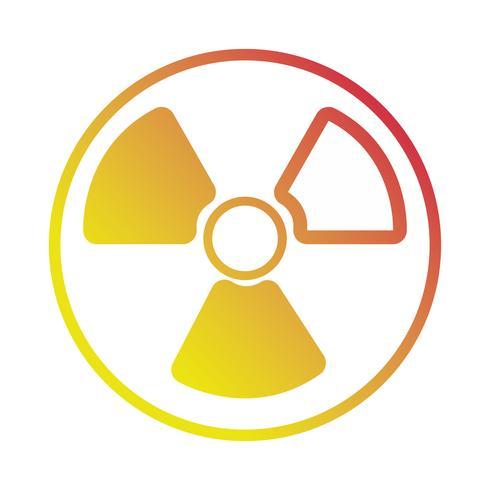 línea enegy peligro poder símbolo peligroso
