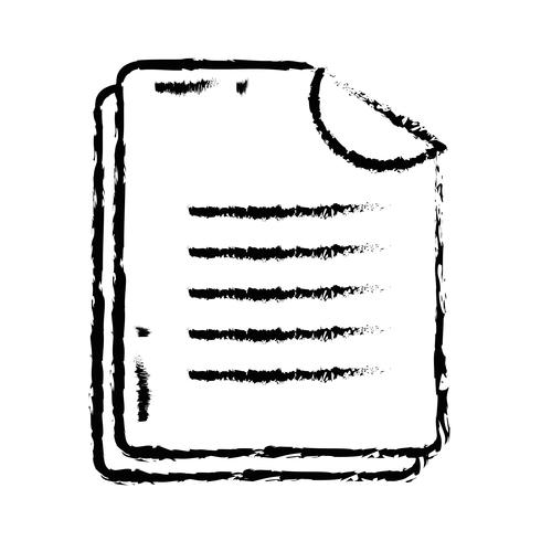 Abbildung Geschäftsdokument Geschäftsdatenarchiv