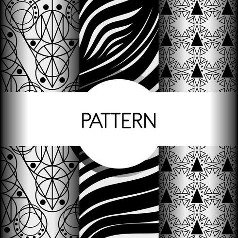 diseño gráfico de fondo sin fisuras patrón