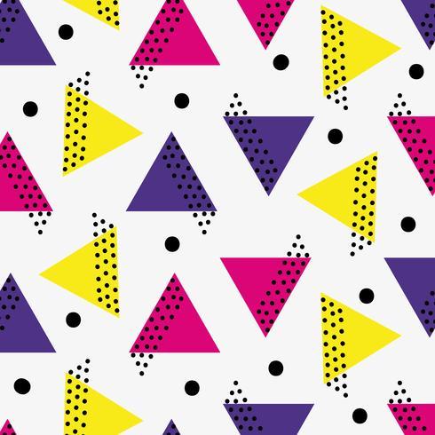 design de fond couleur figure géométrique