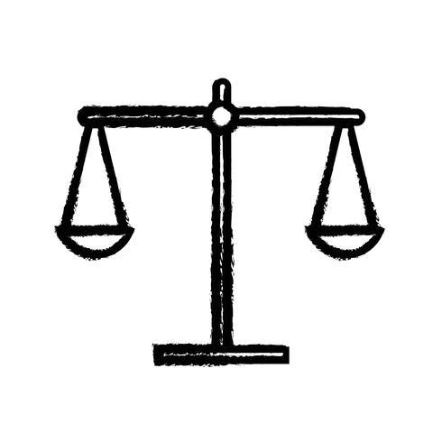 figura balance kilogramo instrumento objeto diseño