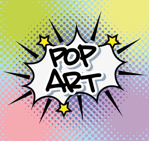 Pop art bubble - Download Free Vector Art, Stock Graphics & Images