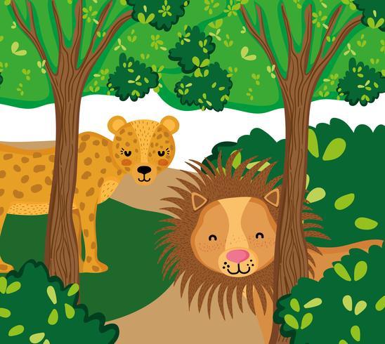 Animali della fauna selvatica