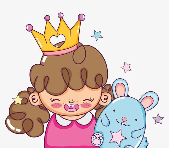 Beautiful girl cartoons