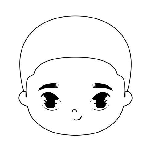 capo del simpatico ragazzino personaggio avatar