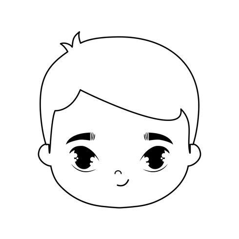 tête de personnage avatar