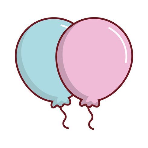 Luftballons Symbolbild