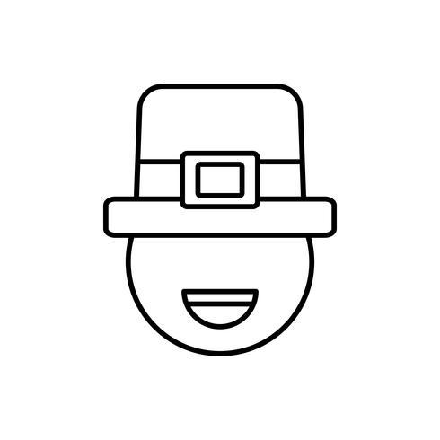 irischer Hutentwurf