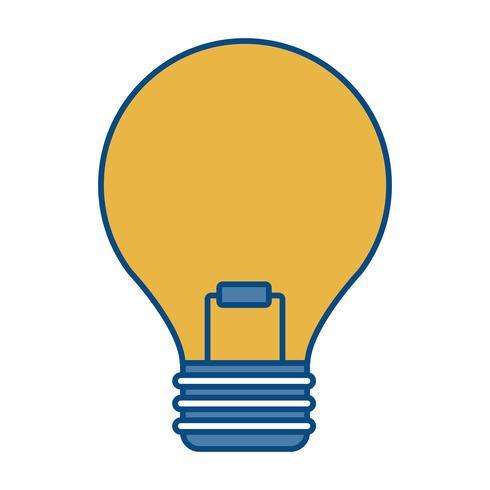 icona della lampadina
