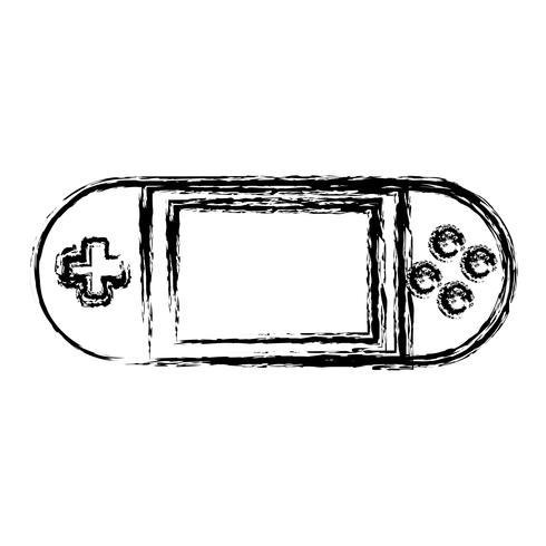 icono de videojuego portátil