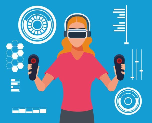 Virtual reality-technologie