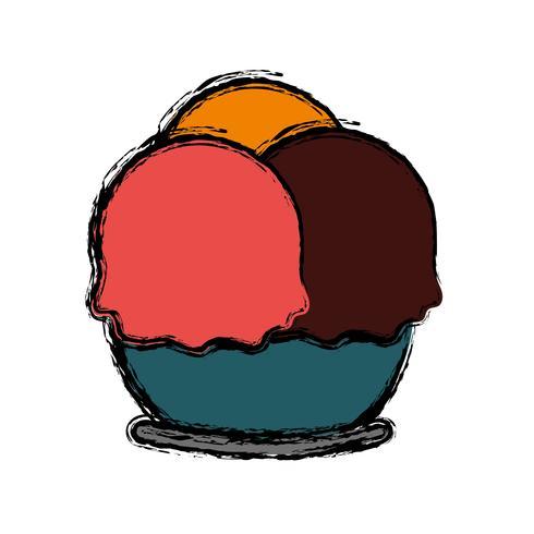 Eiscreme-Symbol