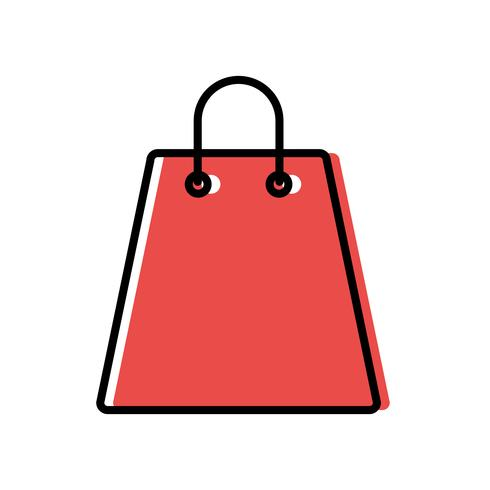 icône de sac à provisions