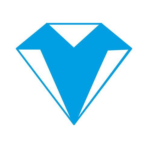 imagem de ícone de diamante