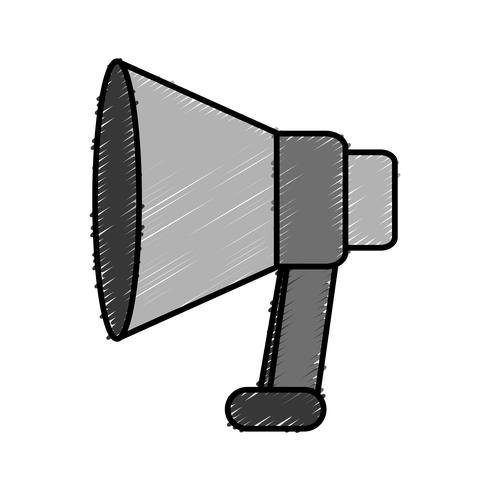 icona del dispositivo megafono