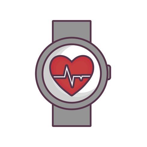 imagen del icono de smartwatch