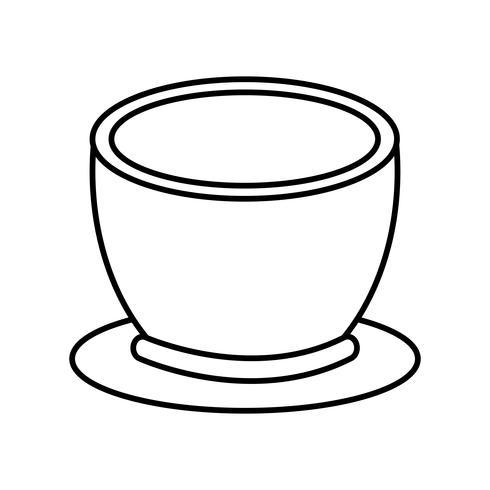 ícone de caneca de café