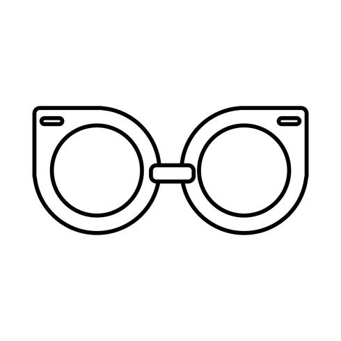 glazen accessoire pictogram