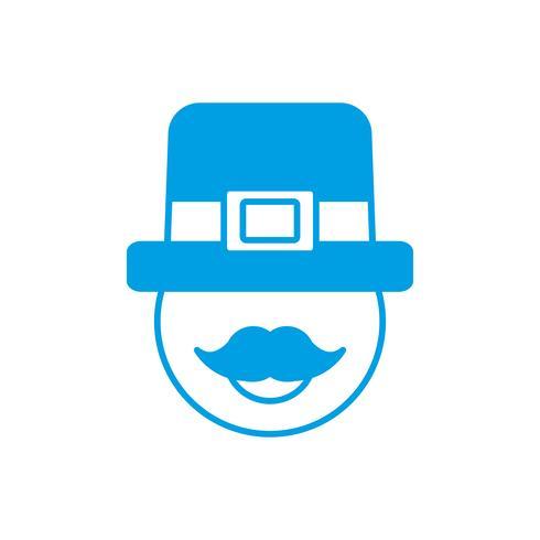 design del cappello irlandese