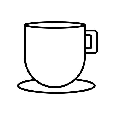 koffie mok pictogram
