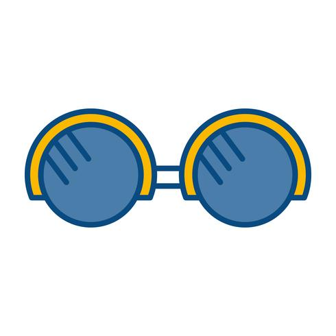 icono accesorio de gafas