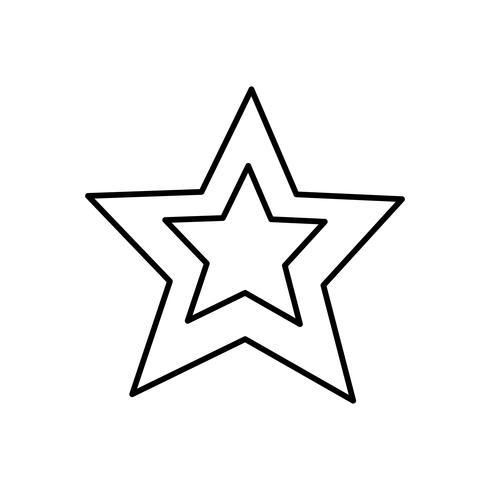 stjärna ikon bild