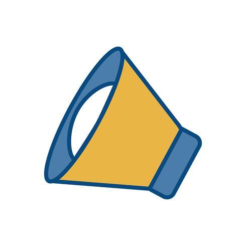 Lautsprecher-Symbolbild
