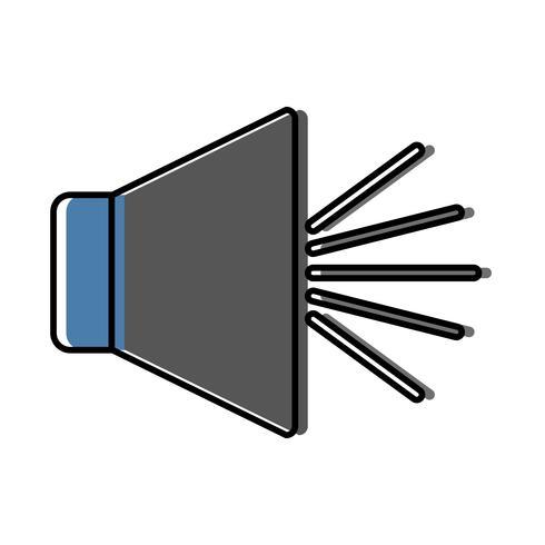 luidspreker pictogramafbeelding