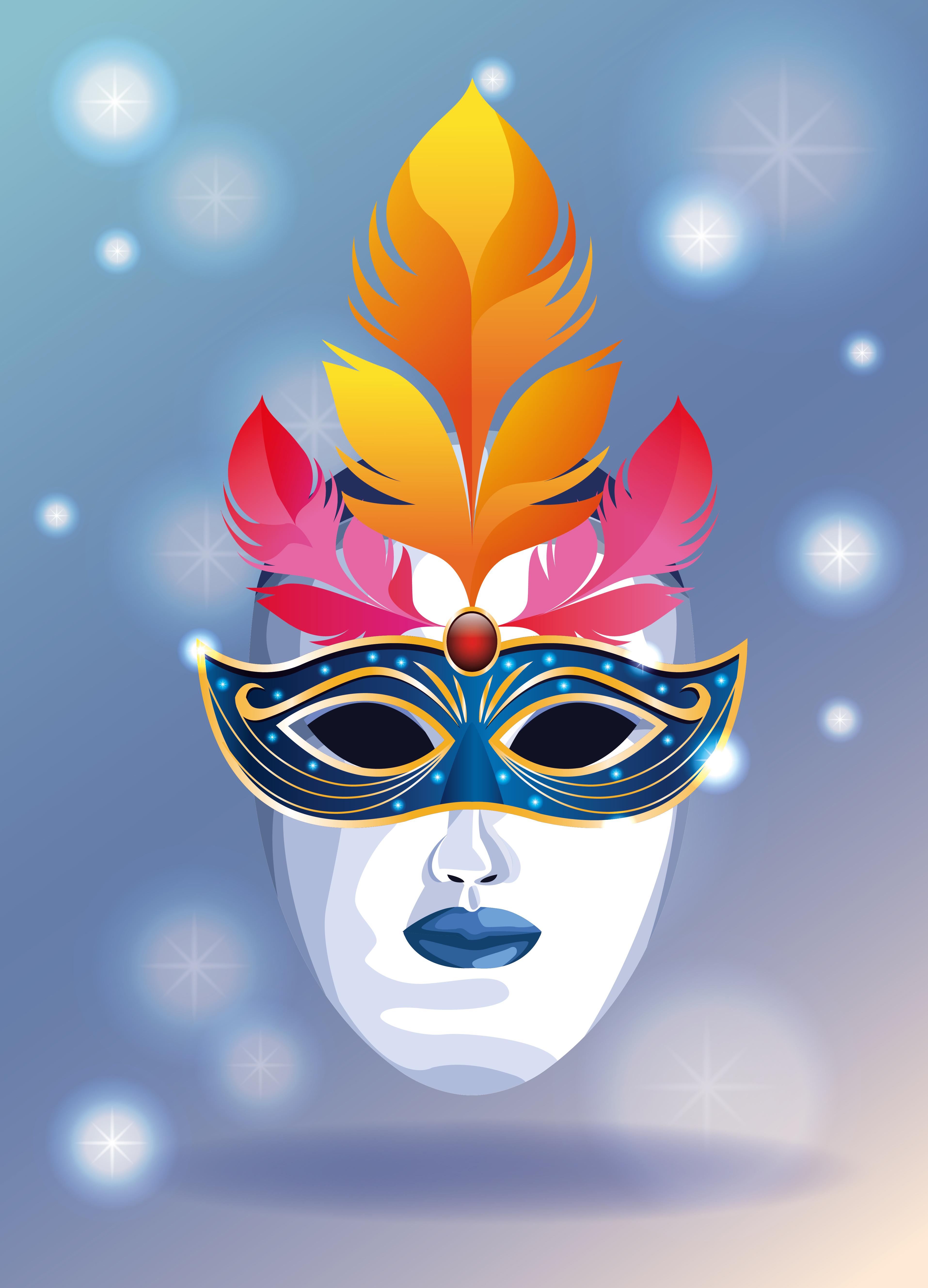 Mardi gras mask - Download Free Vectors, Clipart Graphics ...