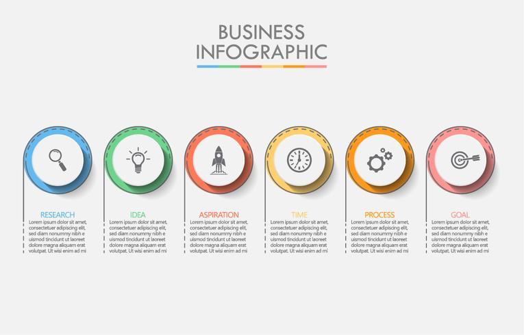 Visualizzazione dei dati aziendali.