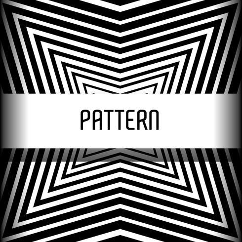 geometrisk sömlös abstrakt bakgrundsdesign