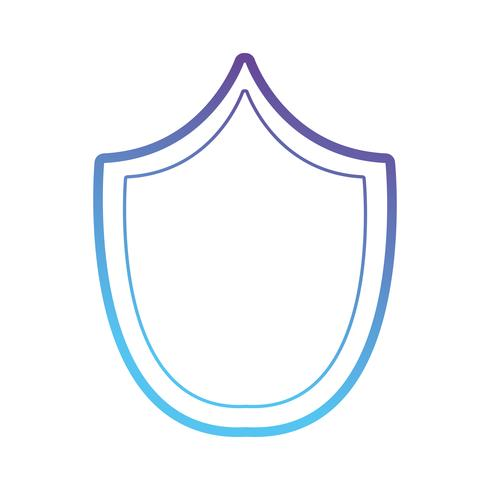 line security shield protect symbol